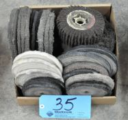 Lot-Buffing Wheels in (1) Box