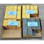 Lot-3M Sanding Blocks in (4) Boxes