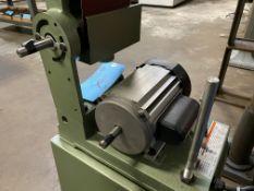 "Central Machinery 6"" Horizontal Belt Sander, 1-PH (Needs Repair)"