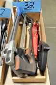 Lot-Various Hand Saws in (1) Box
