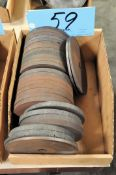 Lot-Grinding Wheels in (1) Box