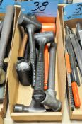 Lot-Dead Blow and Mallets in (1) Box