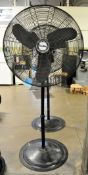 "Air King 30"" Pedestal Shop Fan"