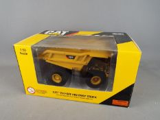 Norscot - A boxed 1:50 scale diecast Norscot #55206 Caterpillar 797F Off-Highway Truck.