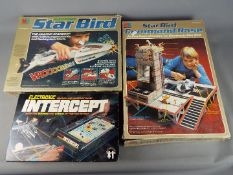 MB Electronics, MB Games, Lakeside - Three boxed vintage toys and games .