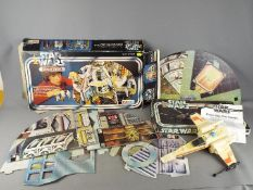 Palitoy - A boxed vintage Palitoy Star Wars Death Star Play Centre.