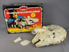 Star Wars, Kenner / Palitoy - A boxed vintage Star Wars Return of the Jedi Millennium Falcon.