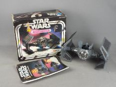 Palitoy, Star Wars - A boxed vintage Palitoy Star Wars Darth Vader Tie Fighter.