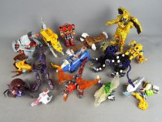 Transformers, Power Rangers , Hasbro, Tomy, Takara,