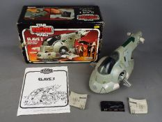 Palitoy, Star Wars - A boxed vintage Palitoy Star Wars Empire Strikes Back Slave 1.