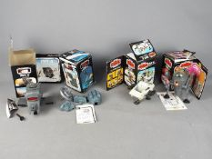Palitoy, Kenner, Star Wars - Four boxed vintage Star Wars vehicles and accessories.