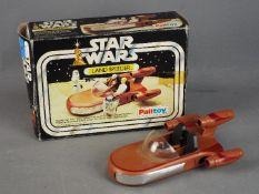 Star Wars, Kenner / Palitoy - A boxed vintage Star Wars Land Speeder.