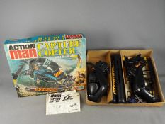 Palitoy, Action Man - A boxed vintage Palitoy Action Man 'Capture Copter'.