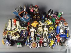 Power Rangers , Empire, Bandai,