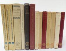 EURIPIDES. Hippolytos. Ed. by W.S. Barrett. 1964. Ocl. w. dust-j. -- Id. Herakles. Ed. U. v.