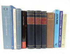 HIERONYMUS. Vita Malchi. Introd., text, transl., & comm. by Chr. Gray. (2015). Obrds. w. dust-