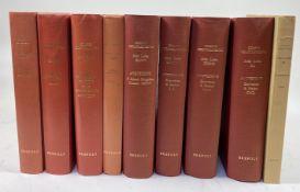 CORPUS CHRISTIANORUM. (Series Latina). -- AUGUSTINUS. Enarrationes in psalmos I-CL. 1956. 3 vols. --