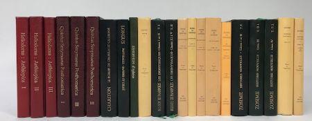 COLLECTION BUDÉ -- ZOSIME. Histoire nouvelle. (Éd.) F. Paschoud. 1971-89. 3 in 5 vols. Ocf. (3)
