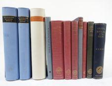 CICERO. De natura deorum ll. III. Ed. by A.S. Pease. (Repr. ed. 1955-58). 1968. 2 vols. Ocl. --