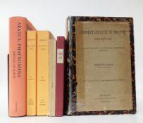 ARATUS. Phaenomena. Ed. w. introd., transl. & comm. by D. Kidd. (1997). Ocl. w. dust-j. (CCTC). --