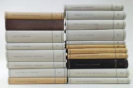 ARISTOTELES. Werke. In deutscher Übers. begründet v. E. Grumach, hrsg. v. H. Flashar. Bd. 1 Tl. I &