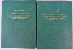 MERTENS, D. Der Tempel von Segesta und die Dorische Tempelbaukunst des griech. Westens in