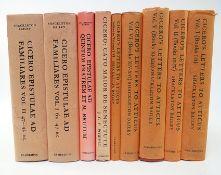CICERO. Epistulae ad familiares. Ed. by D.R. Shackleton Bailey. 2 vols. -- Id. Epistula ad Quintum