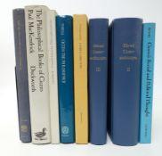 CICERO -- HIRZEL, R. Untersuchungen zu Cicero's philosophischen Schriften. Vol. II.1-2 & III. Lpz.,