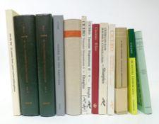 CICERO. De natura deorum ll. III. Ed. by A.S. Pease. (Repr. ed. 1955-58). 1979. 2 vols. Or.