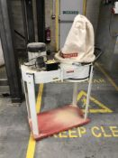 Axminster AWEDE2 single bag dust extractor