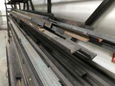 A quantity of steel and aluminium