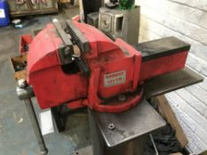 Kennedy 445-026 150mm vice on stand