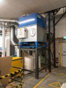 2014 Gross GP150 briquetting press