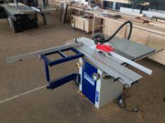 "2019 Charnwood W670 12"" sliding table saw"