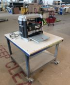 Metabo DH330 bench planer thicknesser