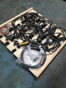Unused Starparts T360 titanium mig welding torch & 8 other torches