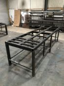 A welding table