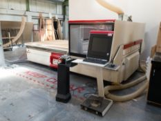 2014 SCM Pratix-S 22-31 B 3 axis CNC machining centre