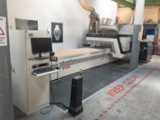 2010 SCM Record RD110NTTR 5 axis CNC machining centre