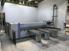 2010 Holzma HPP 380 38/31 panel saw