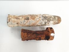 INERT WW2 German 1kg B1-E Incendiary Bomb that was found near Coventry, England