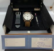 Panerai Lumina Watch in original box with paper (as new)