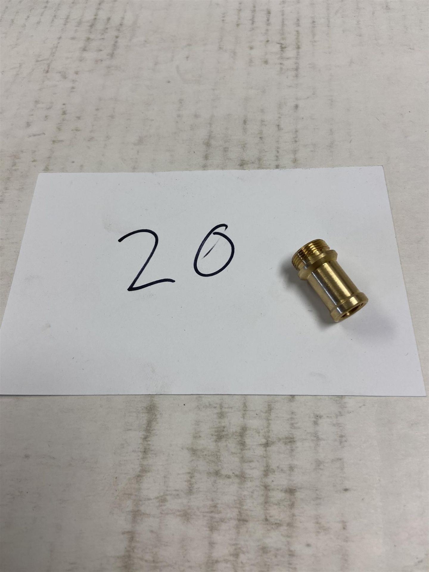 MIXED LOT - LYNCAR - THREADED BRASS FAUCET SEAT - 428PCS - Image 3 of 5