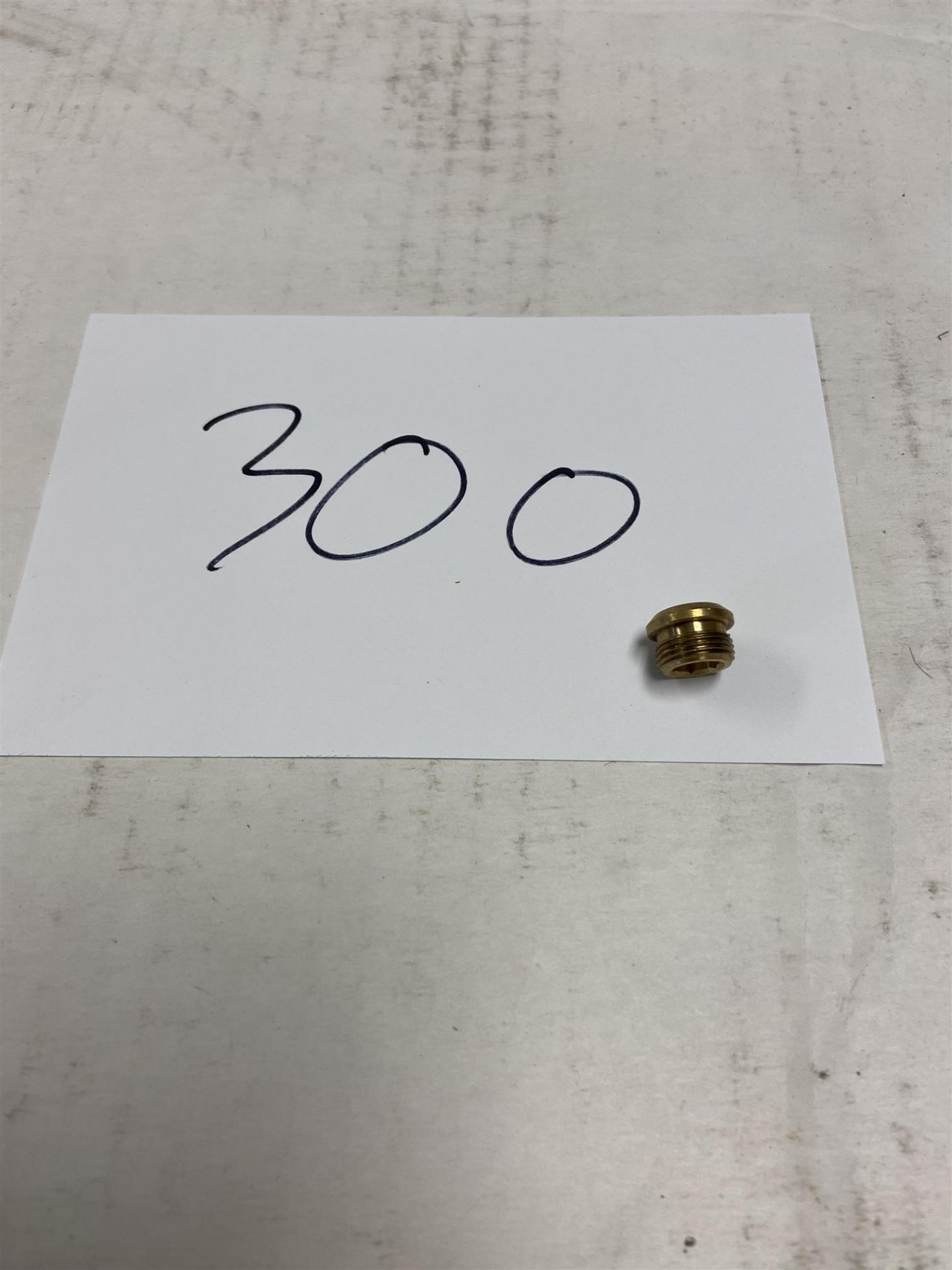 MIXED LOT - LYNCAR - THREADED BRASS FAUCET SEAT - 428PCS - Image 5 of 5