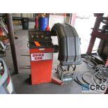 Coats 600 direct drive wheel balancer, 115V, 5 amp, 1 ph, s/n 0892247776