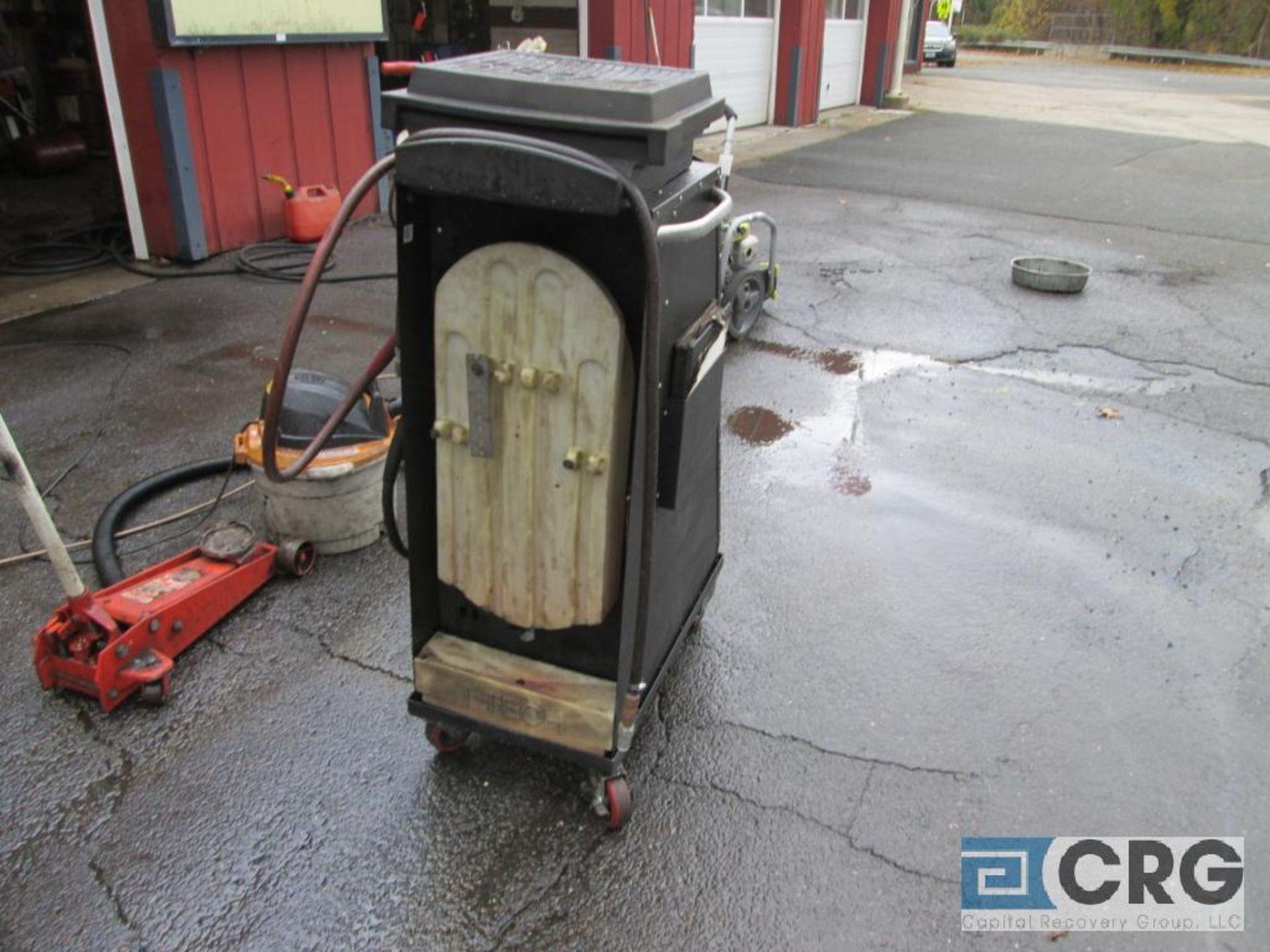 T-Tech Transmission Service Technology transmission flushing machine, portable, 115V, 1 ph - Image 3 of 3