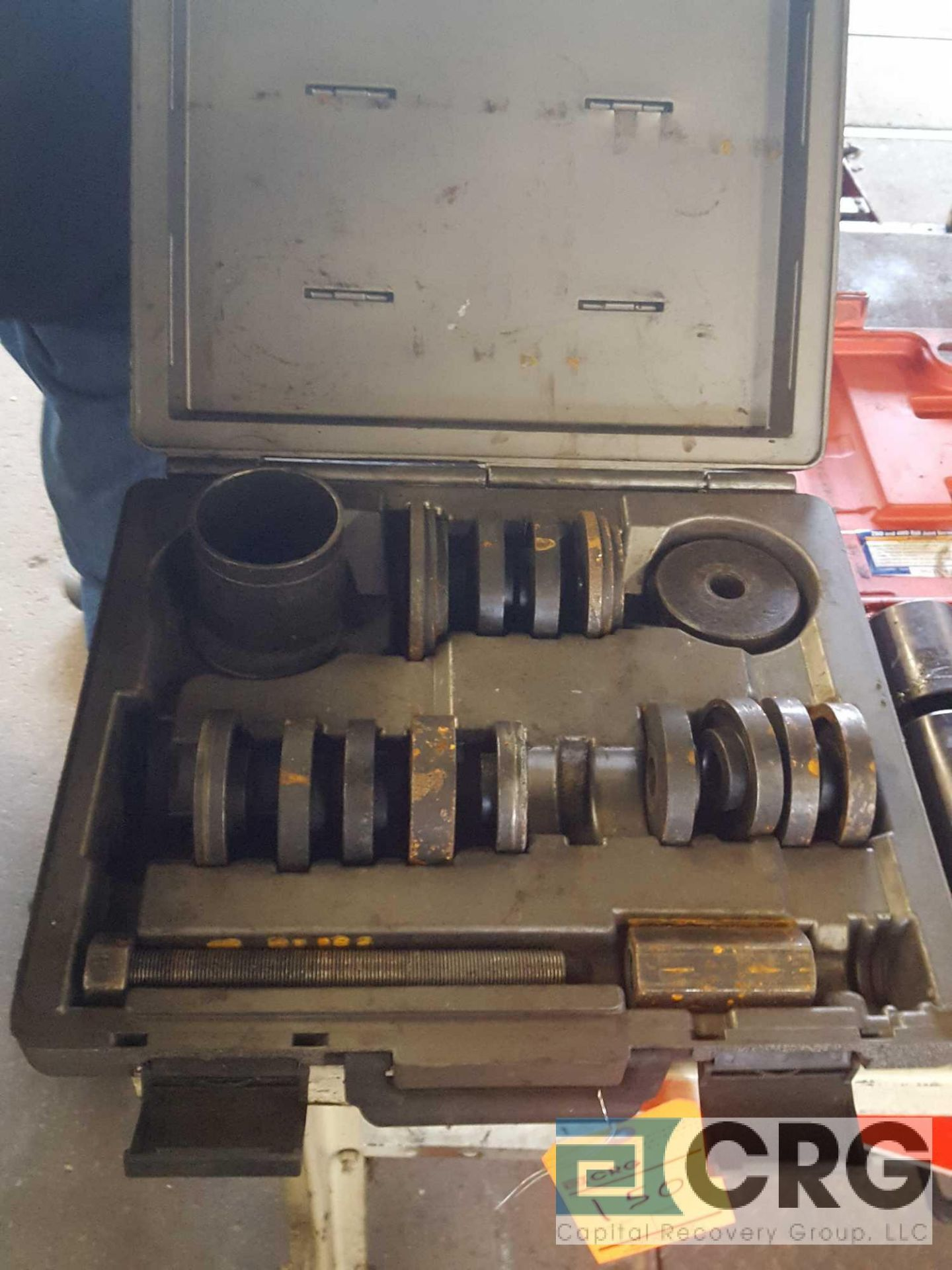 Lot of assorted tooling including (1) SPX OTC 7926 domestic/import FWD front wheel bearing kit, ( - Image 2 of 5