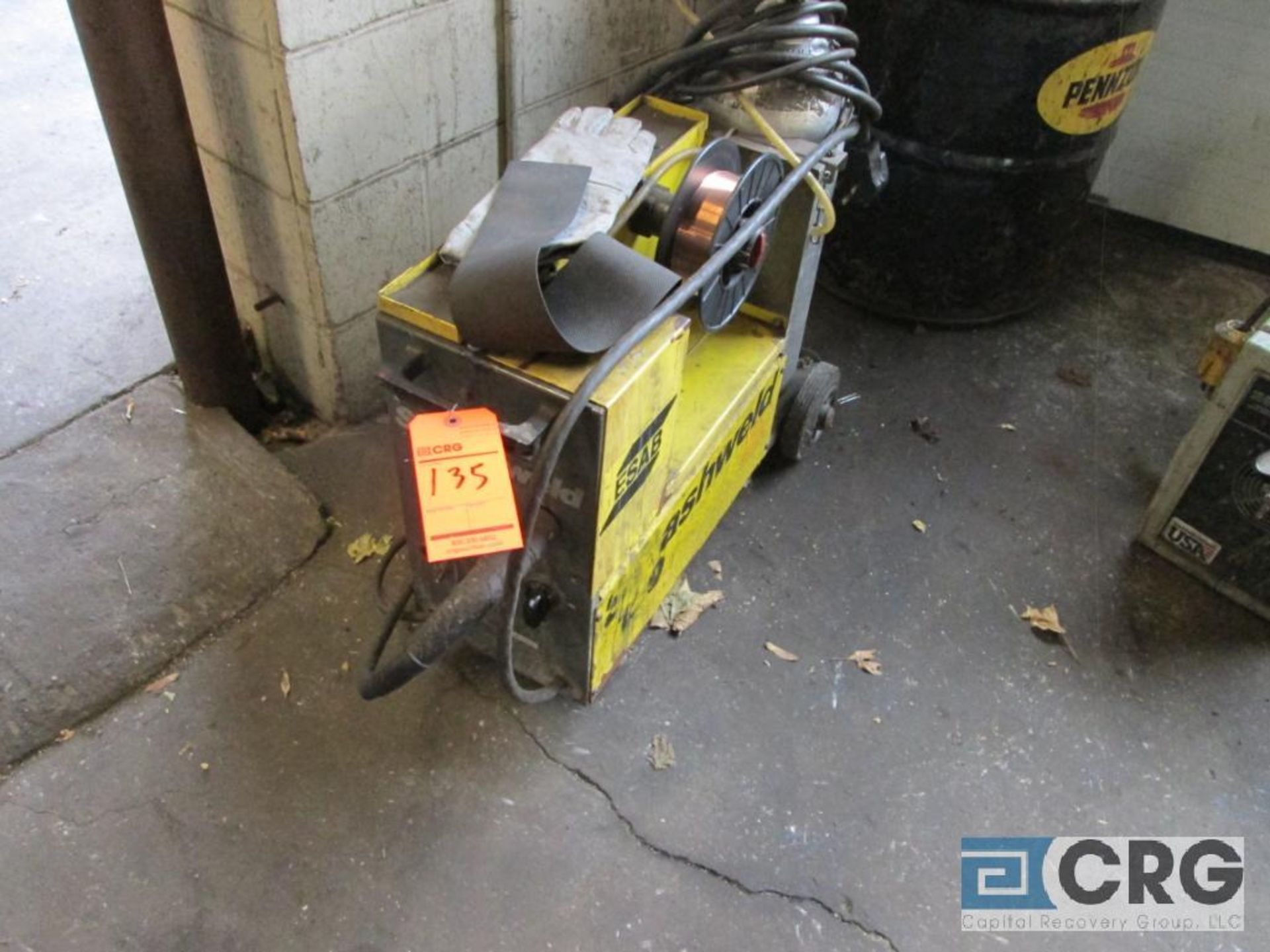 EASB portable MIG welder - Image 2 of 4