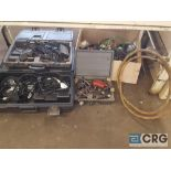 Lot of assorted wire harnesses and electrical cord etc.,etc.