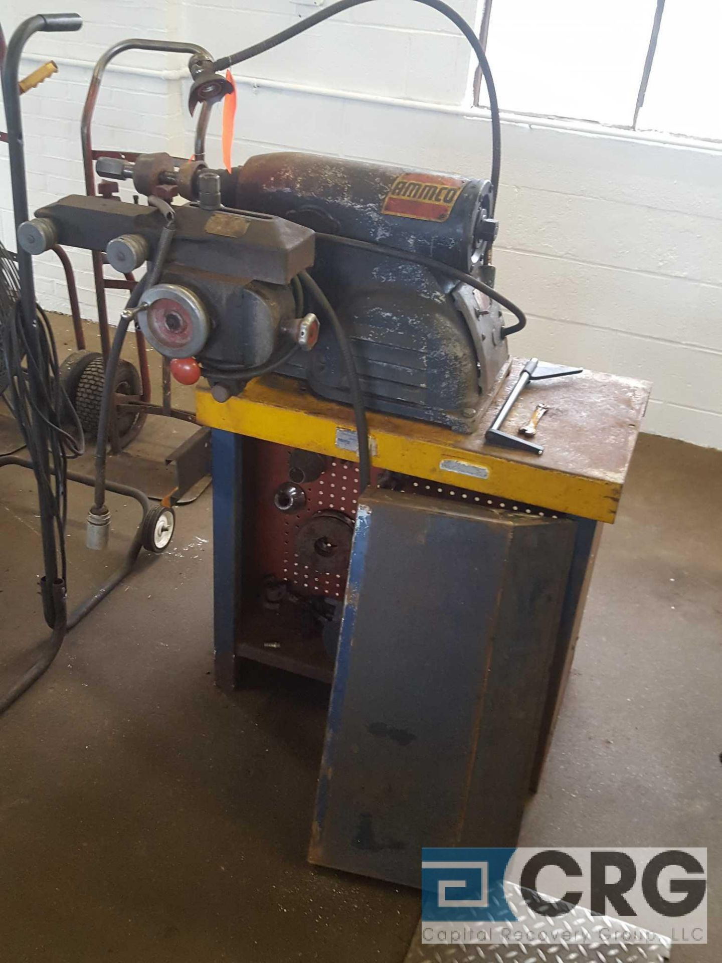 Ammco brake lathe, 1 ph, m/n, s/n not available - Image 3 of 4